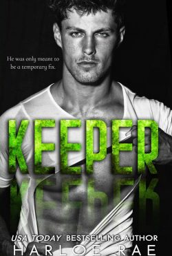 Cover Reveal: Keeper by Harloe Rae