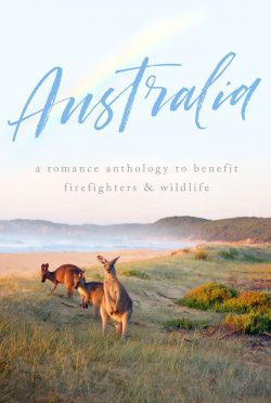 Cover Reveal: Australia: a Romance Anthology