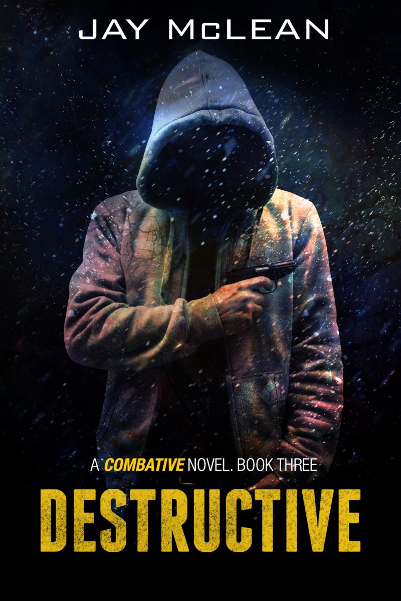 Release Day Blitz: Destructive (Combative #3) by Jay McLean