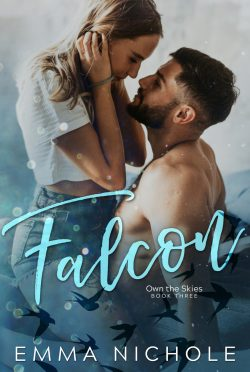 Cover Reveal: Falcon (Own The Skies #3) by Emma Nichole