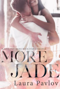 Cover Reveal: More Jade by Laura Pavlov