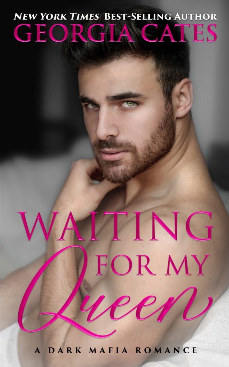 Cover Reveal & Giveaway: Waiting for my Queen by Georgia Cates