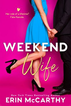 Cover Reveal: Weekend Wife by Erin McCarthy