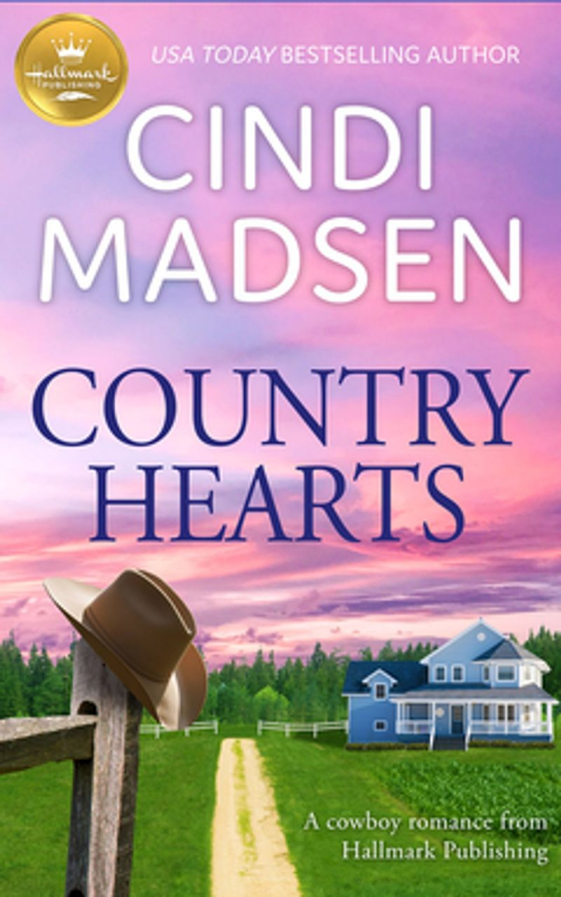 Release Day Blitz: Country Hearts by Cindi Madsen