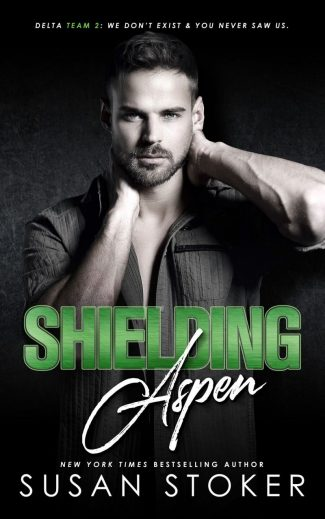 Cover Reveal: Shielding Aspen (Delta Team Two #3) by Susan Stoker