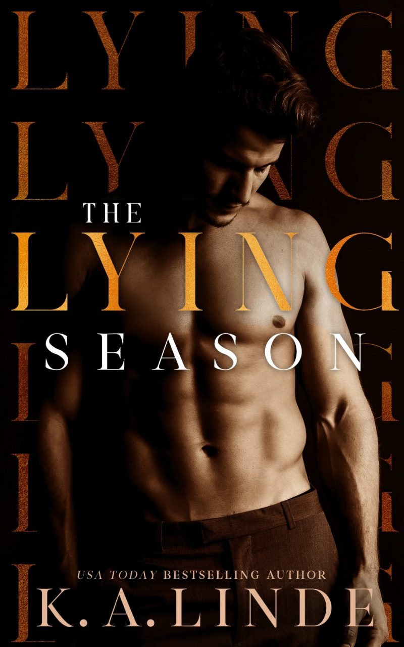 Cover Reveal: The Lying Season by KA Linde