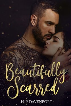 Cover Reveal: Beautifully Scarred by HP Davenport