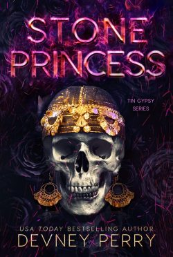 Cover Reveal: Stone Princess (Tin Gypsy #3) by Devney Perry