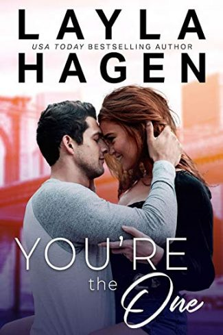 Release Day Blitz: You're The One (Very Irresistible Bachelors #1) by Layla Hagen