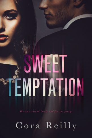Cover Reveal: Sweet Temptation by Cora Reilly