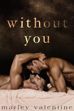 Cover Reveal: Without You by Marley Valentine