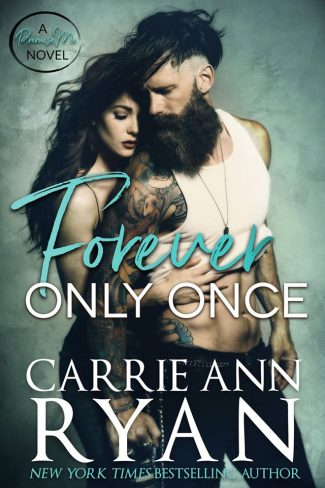 Cover Reveal: Forever Only Once (Promise Me #1) by Carrie Ann Ryan