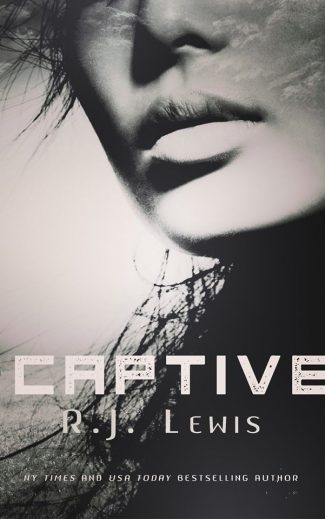 Cover Reveal: Captive by RJ Lewis
