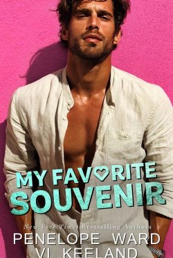 Cover Reveal: My Favorite Souvenir by Penelope Ward & Vi Keeland