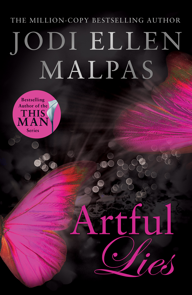 Cover Reveal: Artful Lies (Hunt Legacy Duology #1) by Jodi Ellen Malpas