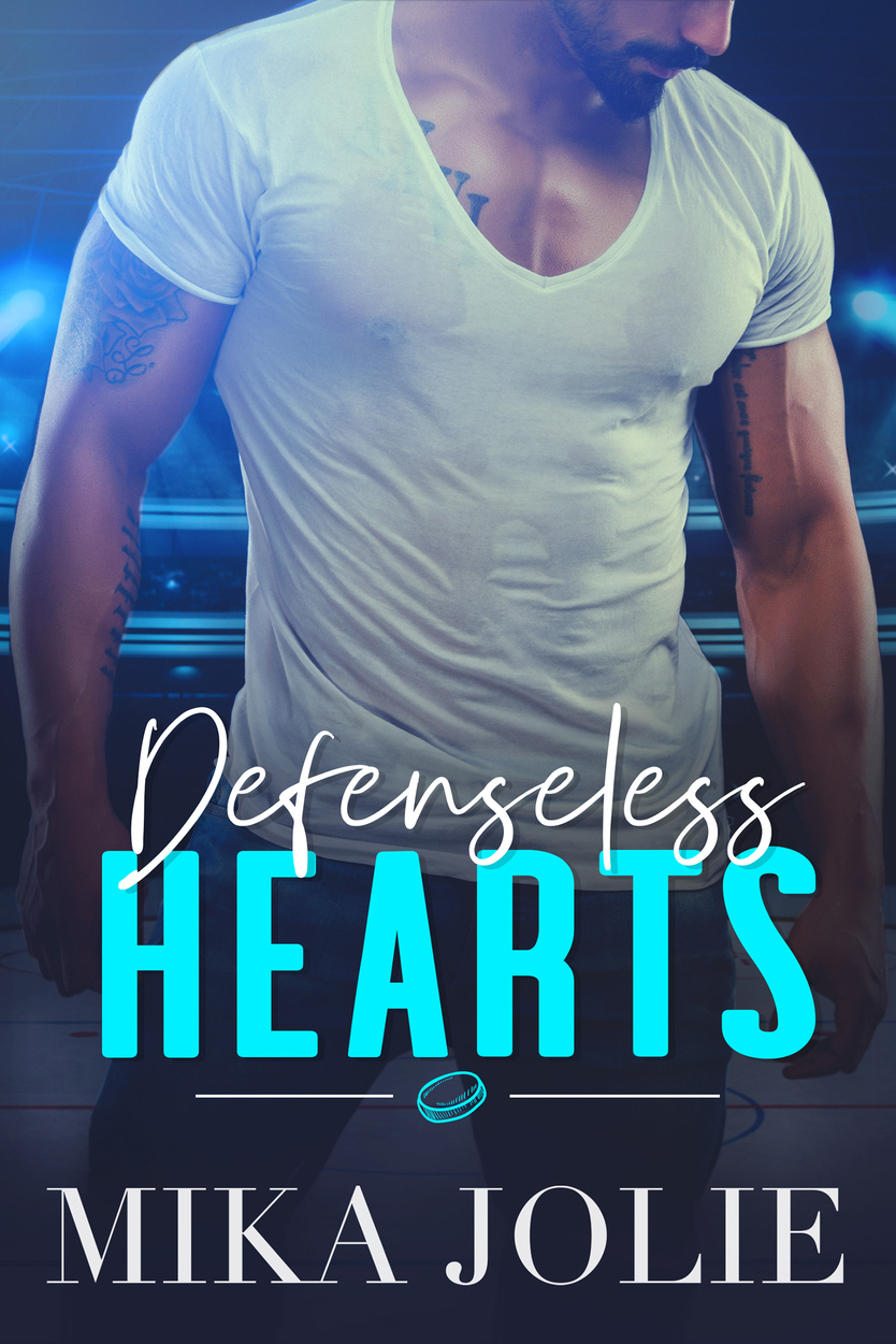 Release Day Blitz: Defenseless Hearts (Playing for Keeps #2) by Mika Jolie
