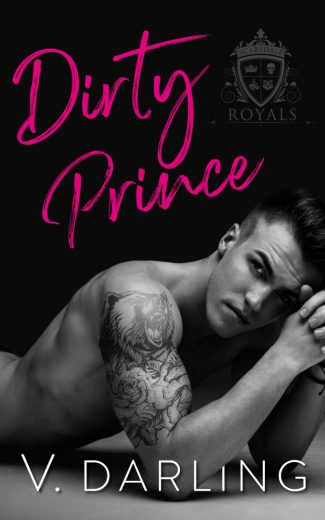 Cover Reveal & Giveaway: Dirty Prince by V Darling
