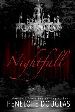 Cover Reveal: Nightfall (Devil's Night #4) by Penelope Douglas