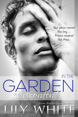 Cover Reveal: In the Garden of Discontent by Lily White
