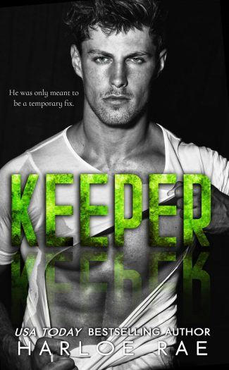 Release Day Blitz & Giveaway: Keeper by Harloe Rae
