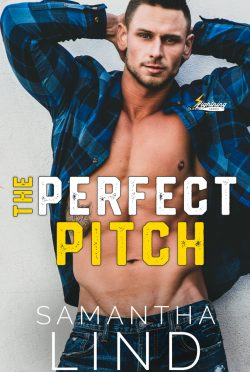 Release Day Blitz: The Perfect Pitch (Indianapolis Lightning #1) by Samantha Lind
