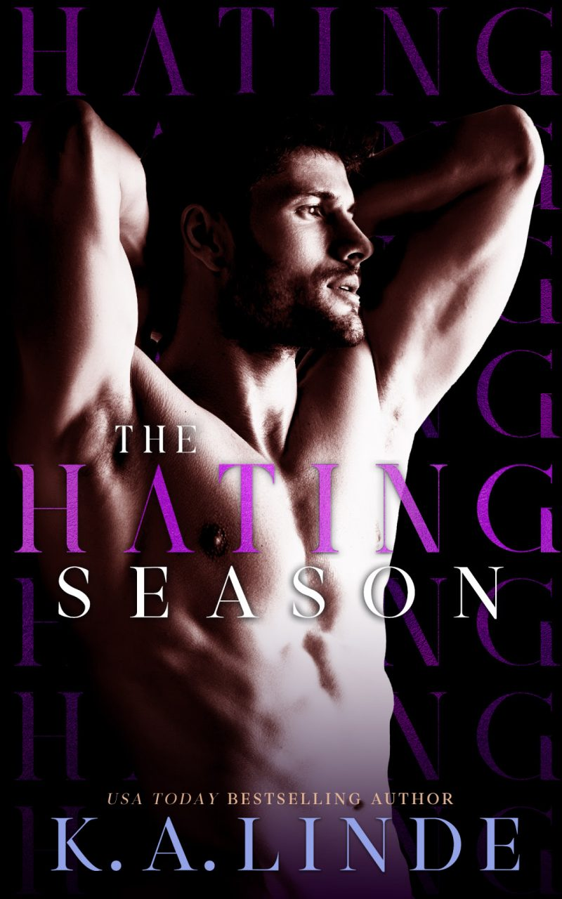 Cover Reveal: The Hating Season (Seasons #2) by KA Linde