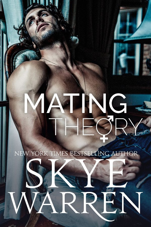 Cover Reveal: Mating Theory (Trust Fund #3) by Skye Warren