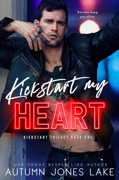 Cover Reveal: Kickstart My Heart (Kickstart Trilogy #1) by Autumn Jones Lake
