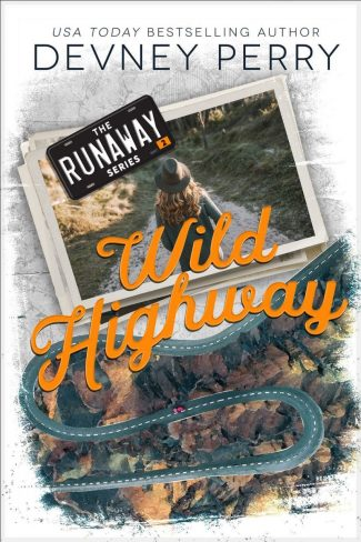 Cover Reveal: Wild Highway (Runaway #2) by Devney Perry
