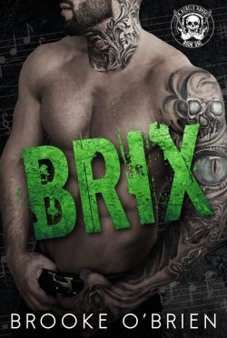 Cover Reveal: Brix (A Rebel's Havoc #1) by Brooke O'Brien