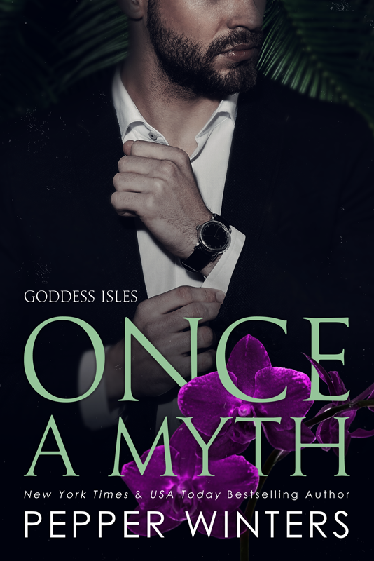 Release Day Blitz & Giveaway: Once A Myth (Goddess Isles #1) by Pepper Winters