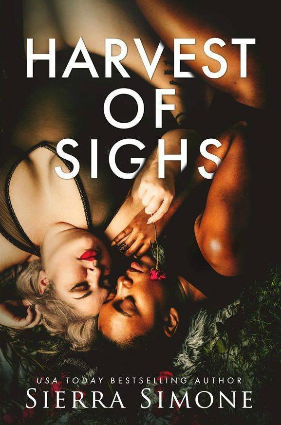 Cover Reveal: Harvest of Sighs (Thornchapel #3) by Sierra Simone