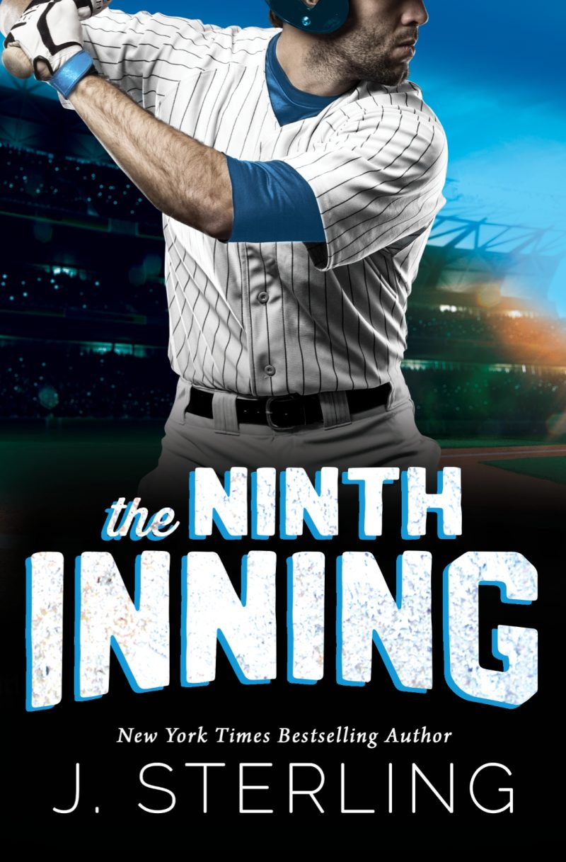 Cover Reveal: The Ninth Inning (The Boys of Baseball #1) by J Sterling