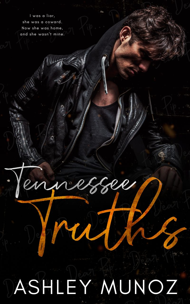 Cover Reveal & Giveaway: Tennessee Truths by Ashley Munoz
