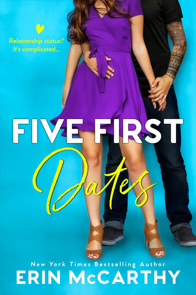 Release Day Blitz: Five First Dates by Erin McCarthy