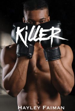 Cover Reveal: Killer (Unfit Hero #4) by Hayley Faiman