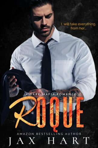 Cover Reveal: Roque (The Salvatore Syndicate #1) by Jax Hart
