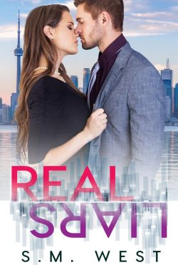 Cover Reveal & Giveaway: Real Liars by SM West