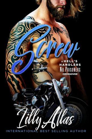 Cover Reveal: Screw (Hell's Handler's #8) by Lilly Atlas
