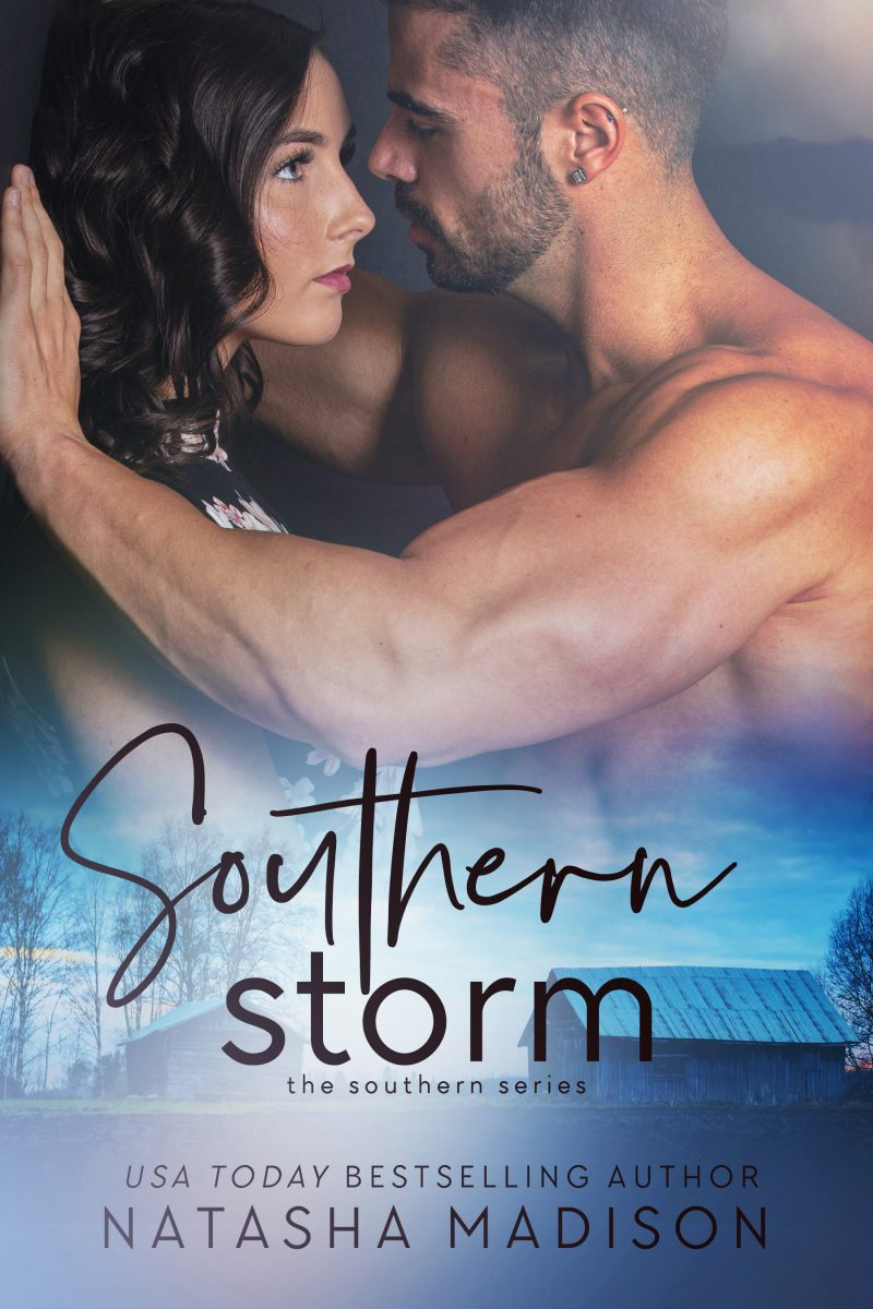 Cover Reveal: Southern Storm (Southern #3) by Natasha Madison