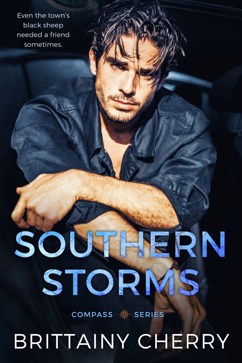 Cover Reveal: Southern Storms (Compass #1) by Brittainy C Cherry