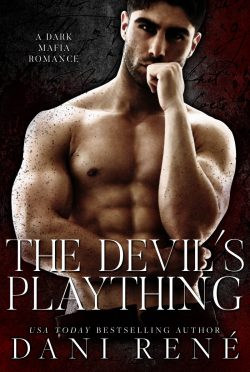 Cover Reveal: The Devil's Plaything by Dani René