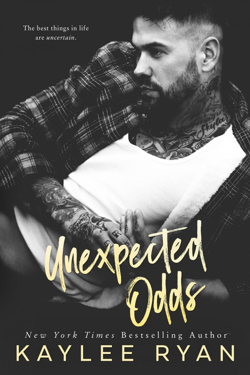 Cover Reveal: Unexpected Odds (Unexpected Arrivals #5) by Kaylee Ryan
