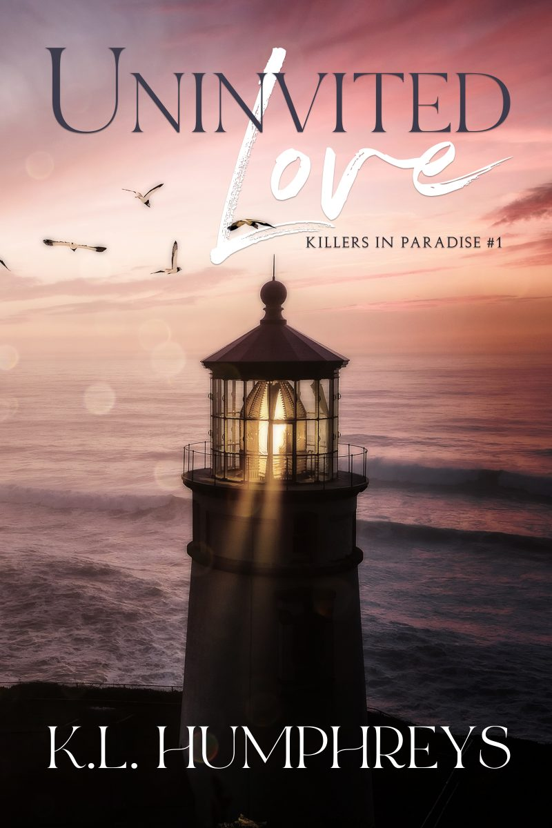 Cover Reveal: Uninvited Love (Killers in Paradise #1) by KL Humphreys
