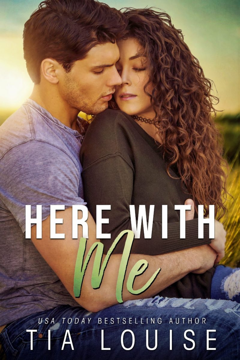 Cover Reveal: Here With Me by Tia Louise