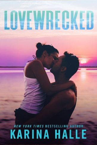 Cover Reveal: Lovewrecked by Karina Halle