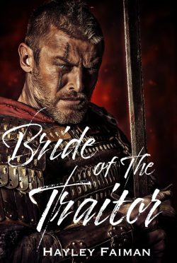 Cover Reveal: Bride of the Traitor (The Prophecy of Sisters #1) by Hayley Faiman