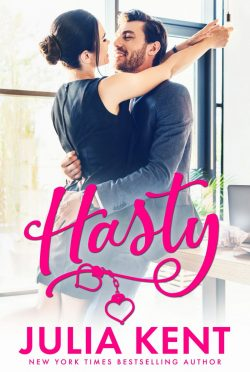 Cover Reveal: Hasty (Do-Over #4) by Julia Kent