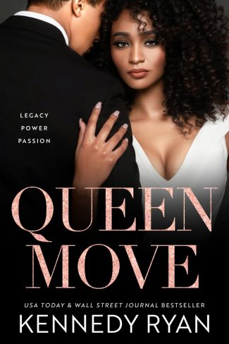Cover Reveal: Queen Move by Kennedy Ryan