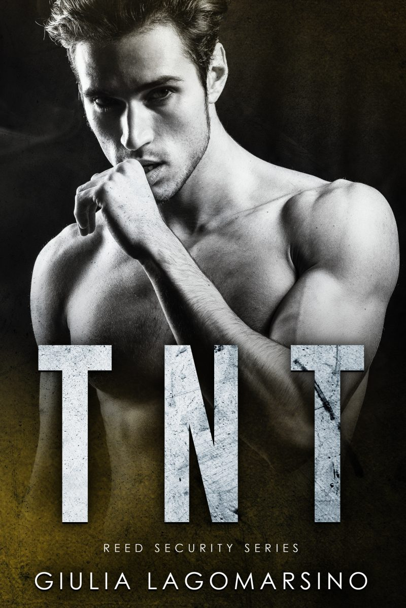 Cover Reveal & Giveaway: TNT (Reed Security #23) by Giulia Lagomarsino